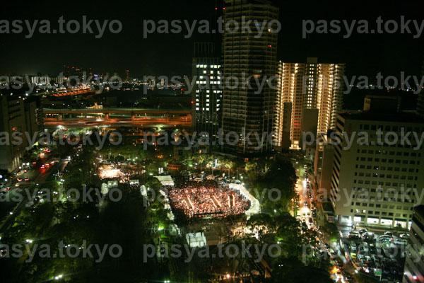 阪神・淡路大震災発生から丸20年を迎えた神戸市