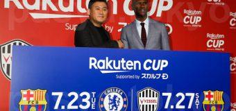 Rakuten Cup 開催発表