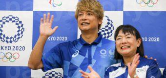 Tokyo2020 東京五輪 スタッフユニホーム発表会